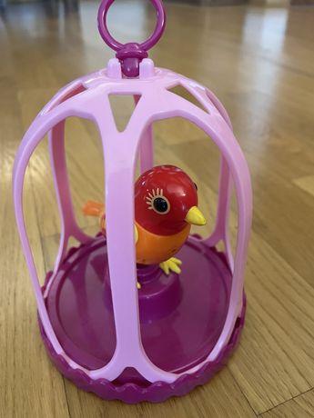 Interaktywny ptaszek