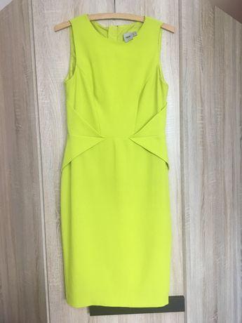 Sukienka neon ASOS typu: BODYCON rozm. 38