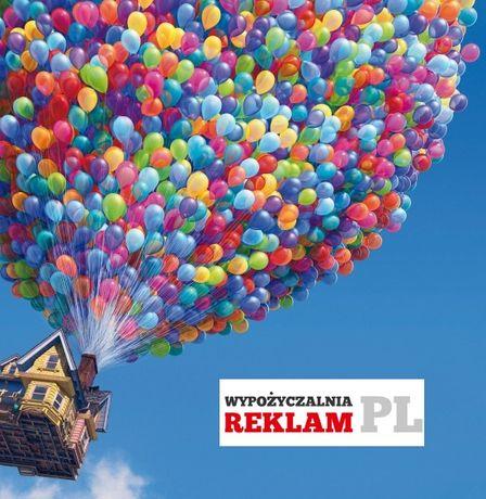 Butla z helem 1,5m3 BALONY hel do balonów - WYPOŻYCZ na Urodziny