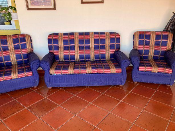 Vendo sofás usados