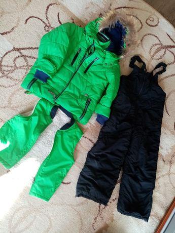 Зимний костюм, для мальчика