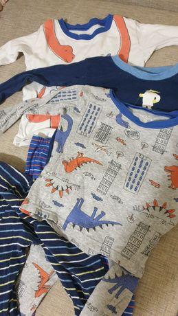 Пижамы фирмы Carter's , размер 2t