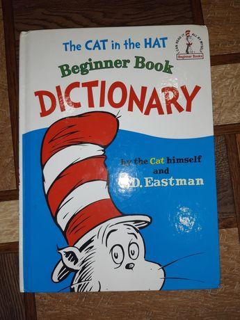 Cat in the Hat Beginner Book Dictionary Dr Seuss английский начинающим