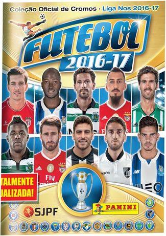 Cromos Futebol 2016/2017 Panini