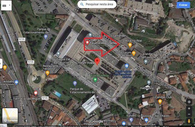Arrendamento de T2 nas varandas Forum - Vizela