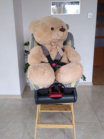 Fotelik samochodowy + gratis