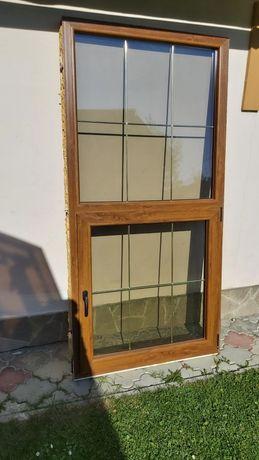 Металопластикове вікно 99х200
