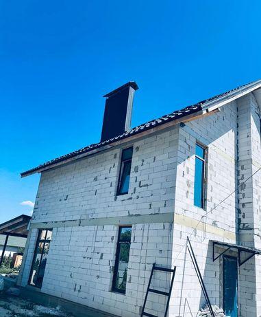 Кровельные работы. Крыша. Мансарда. Утепление фасадов. Каркасные дома