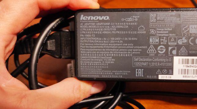 Lenovo zasilacz ładowarka do laptopa