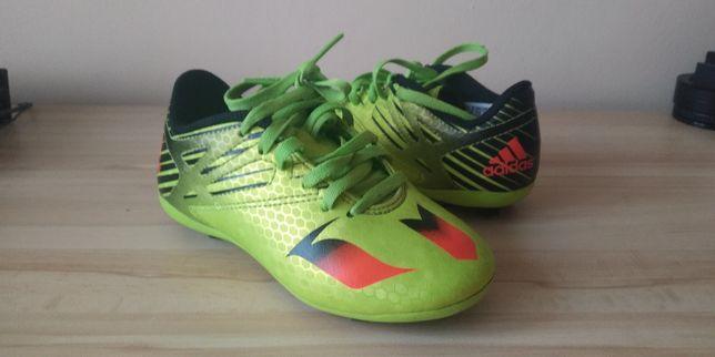 Buty piłkarskie Adidas Messi korki 28