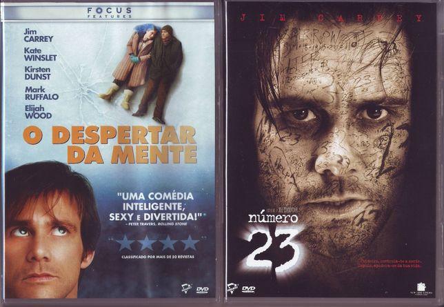 2 Dvd's Jim Carrey