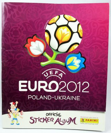 Vendo ou troco cromos Panini Euro 2012.