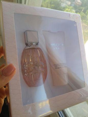 Набор Jimmy Choo L'Eau подарочный лосьен для тела+парфюм.вода origina