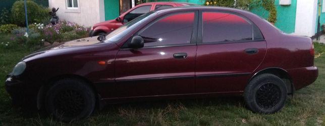 Автомобиль ЗАЗ Сенс