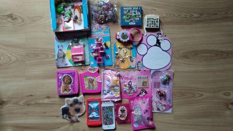 Gadżety, zabawki, gry dla dzieci ze zwierzętami