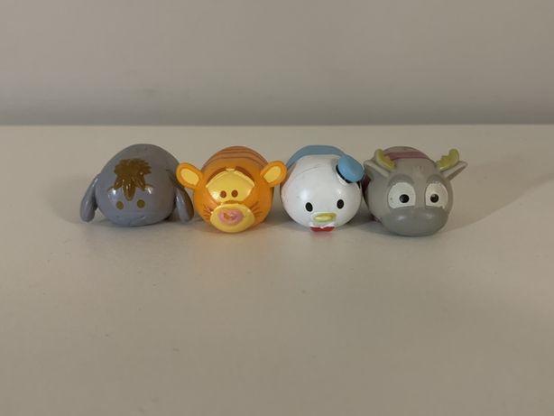 TSUM TSUM - zestaw 4 zabawek Disney