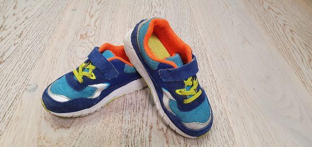 Яркие весенние кроссовки на мальчика Next 11 размер (наш 29)