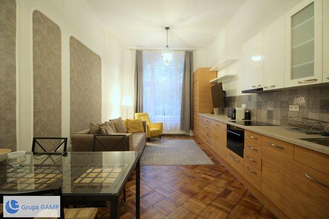 ENG| 2pok, 39 m2. obok Wawelu, Wysoki standard!