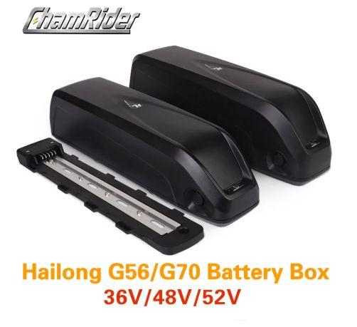 Корпус для аккумулятора HaiLong 18650 21700 Boston Swing 36V 48V 60V
