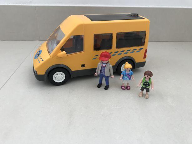 Playmobil Transporte Escolar