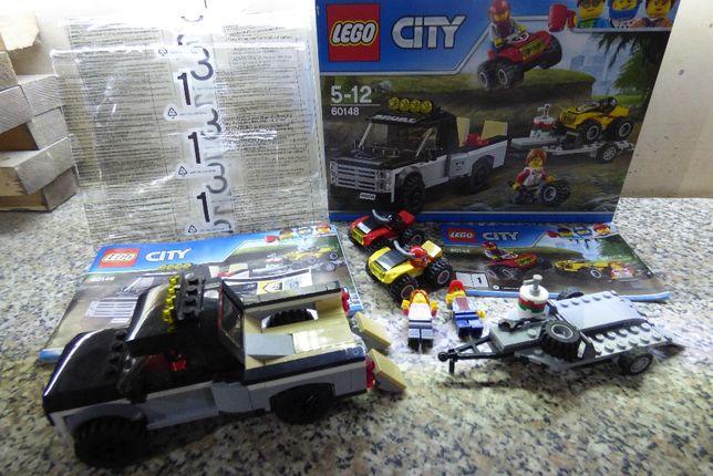 LEGO CITY 60148 w super stanie 100%kompletne