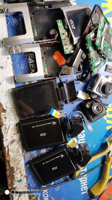 Видеорегистратор DOD F900LS запчасти Ромни - зображення 1