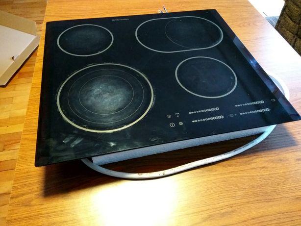 płyta ceramiczna Electrolux 7.1 kW, 230/400V, używana, sprawna