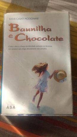 Baunilha e Chocolate Livro de Bolso de Sveva Casati Modignani