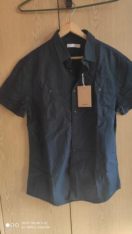 Koszula męska garibs marine