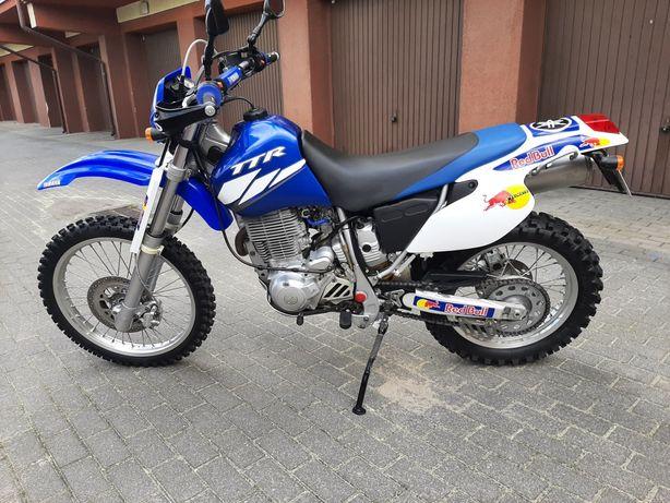 Yamaha TTR TTR600 TT600RE 2005