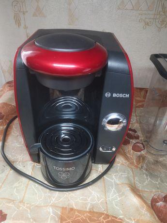 Кофеварка капсульная Tassimo