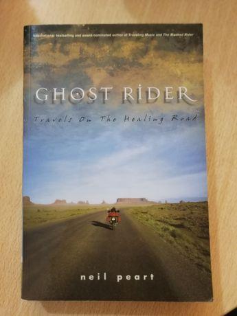 Ghost Rider Neil Peart livro