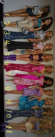 Sprzedam oryginale lalki Barbie