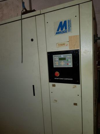 Compressores de parafuso de 70 cv