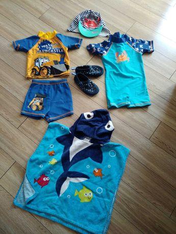Stroje kąpielowe dla chłopca 2-3 latka