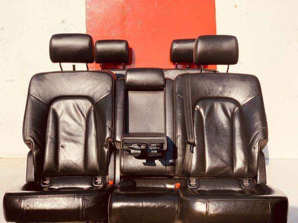 Сиденье Сидіння Сидение Салон Audi Ауді Ауди Q7 Ауди Ку7 Кю7 4Л 4L