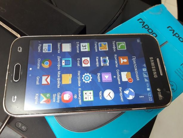 Телефон Samsung G361H/DS Core Prime VE Gray