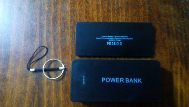 Powerbank для 18650 на 2 батареи
