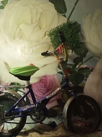 Велосипед до 8 лет