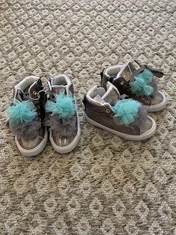 Демисезонные детские ботиночки
