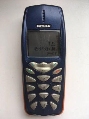 Недорого телефон кнопочный с большими кнопками Нокиа (Nokia) 3510