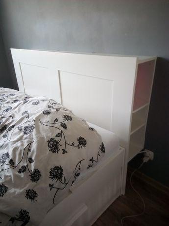 Łóżko sypialniane Ikea