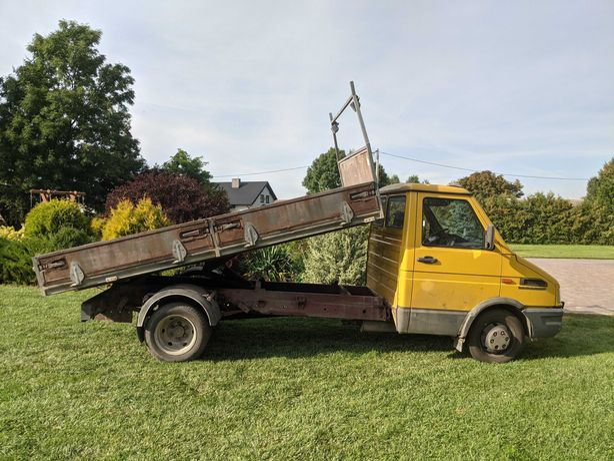 Iveco Daily 35e10 samochód ciężarowy, wywrotka, dostawczy