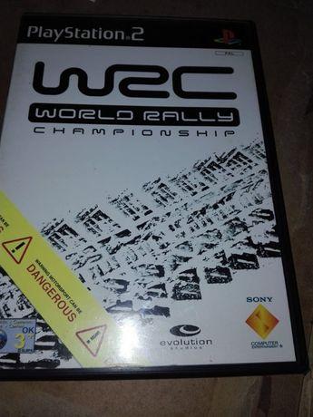 Playstation 2 - WRC World Rally Championship
