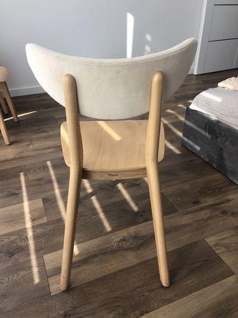 Komplet krzeseł firmy Paged - 4 szt. - Super Okazja!!
