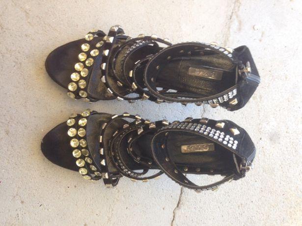 Vendo sandálias exé 38 em bom estado