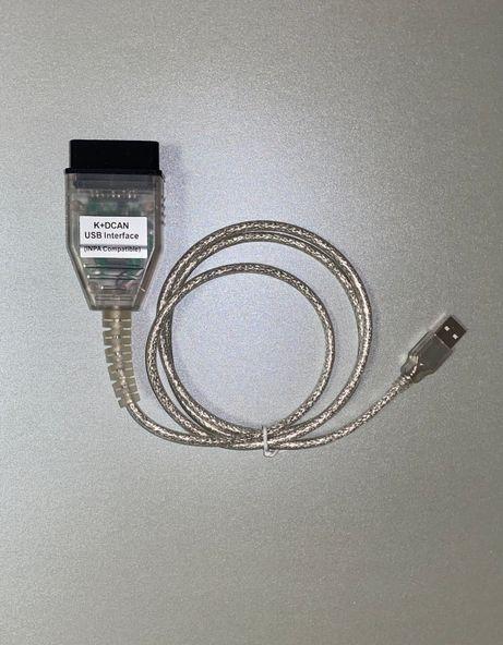 K+DCAN INPA диагностический адаптер для bmw шнур