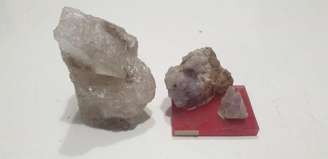 Starocie z Gdyni - Minerały = do rozpoznania 2 szt. RABAT do -20%