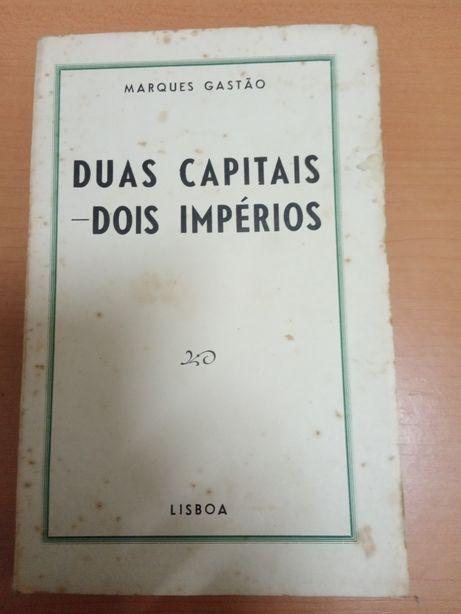Livro Duas Capitais. Dois Impérios