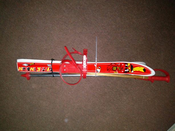 коляска лыжи детские Ролики k2 kineti размер 46